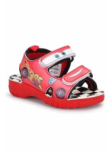 Gigi Spor Sandalet Kırmızı